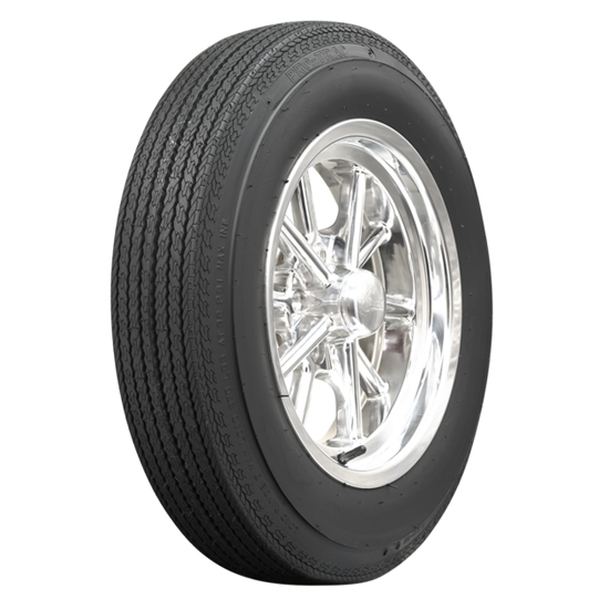 Coker Tire 55515 Pro-Trac Front Runner Bias Ply Blackwall Tire