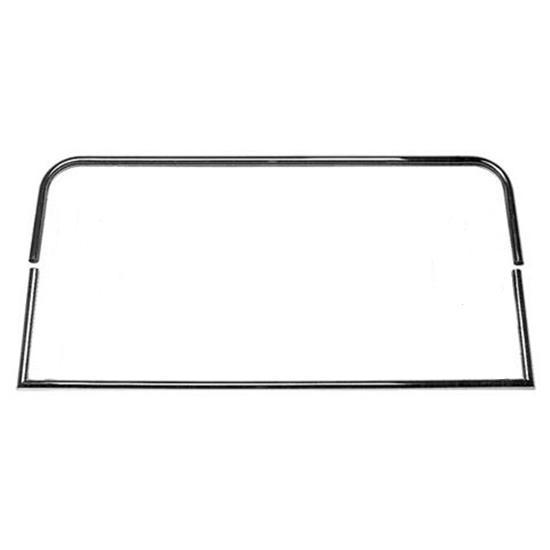 Garage Sale - Two-Piece Round Top Model T Roadster Windshield Frame, 40-1/2 In Wide
