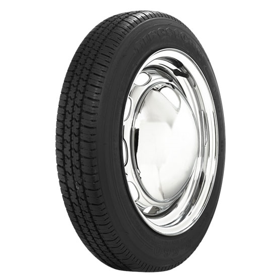 coker tire firestone f560 radial tire 125r15