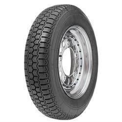 Coker Tire 55595 Michelin ZX Radial Tire, 135SR15