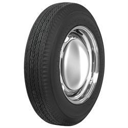 Coker Tire 556655 Firestone Vintage Bias Ply Tire, 560-15, Blackwall
