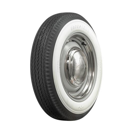 firestone vintage bias tire 275 inch whitewall