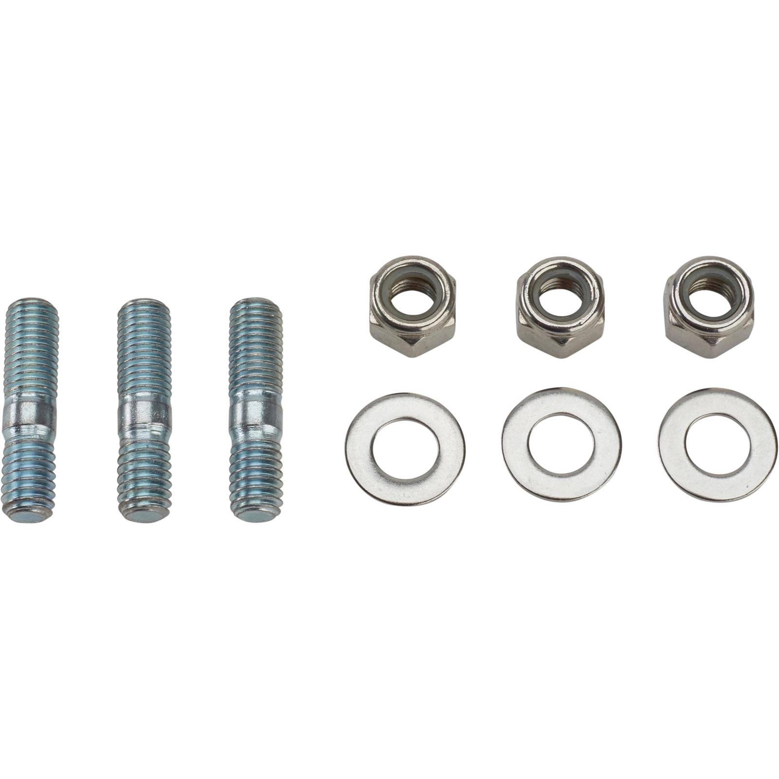 """Edelbrock Holley Pack of 4 1-3//8/"""" Carb Studs 5//16/"""" Thread"""