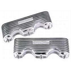 Offenhauser 5042 348/409 Chevy Finned Aluminum Valve Covers