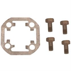 Flathead Cam Lock Plate And Bolts