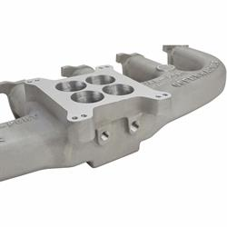 Offenhauser Dual Port Intake Manifolds, 240-300 Ford LS