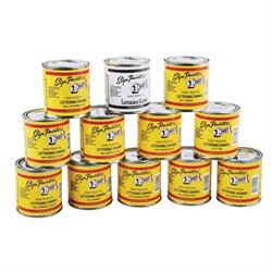 1 Shot 130-L-HPT Pinstriping Paint, Yellow