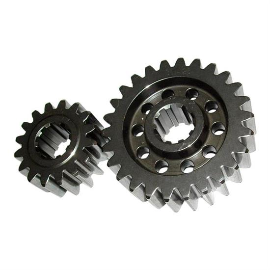 PEM Racing 650 Series Premium Lightweight Gear Set, 10 Spline