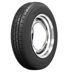 Coker Tire 568741 Firestone F560 Radial Tire, 165R15
