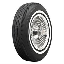 Coker Tire 57100 BF Goodrich Whitewall Tire, 6.70-15