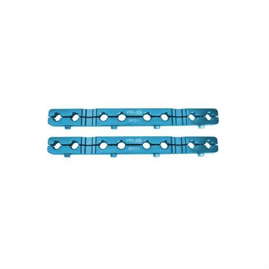 Sbc Small Block Chevy Aluminum 7//16 Rockers Stud Girdle Poly Locks Girdles 350