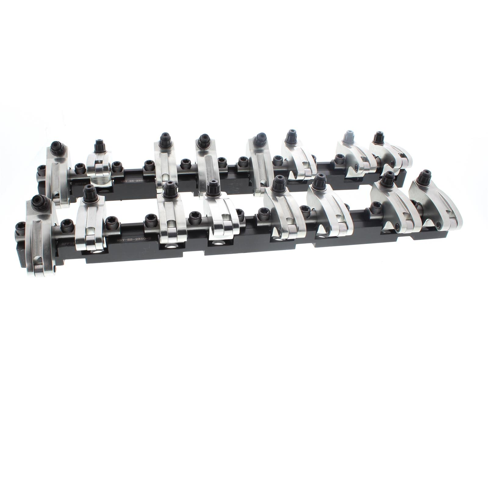 GM Performance Parts Roller Rocker Arm Kit SBC 1.5 Ratio