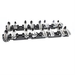 Platinum Series Shaft Rocker Arms - Chevy 1.5 Ratio