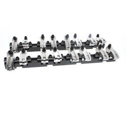 Platinum Series Shaft Rocker Arms - Chevy 1.5 Ratio