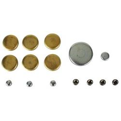 Pioneer Automotive PE-108-BR Ford 302-351W Brass Freeze Plug Set