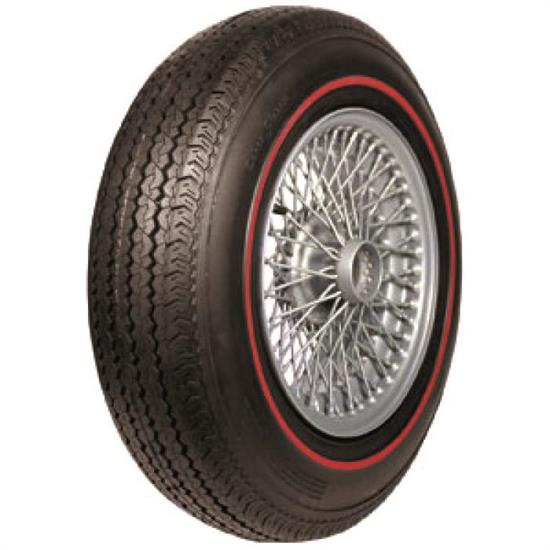 Red Line Tires >> Coker Tire 57986 Classic 3 8 Inch Redline Radial Tire 185r 15