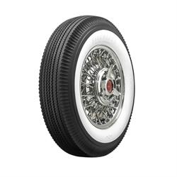 Firestone Vintage Bias Tire, 710-15 2.75 Inch Whitewall