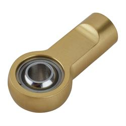 """Pro Shocks® 22001-1 Large Body Shock End, +1 Inch, Gold"""