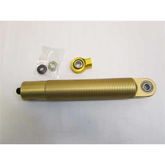 Aluminum Threaded Small Body, 19.75/12.375 Inch Comp/Ext