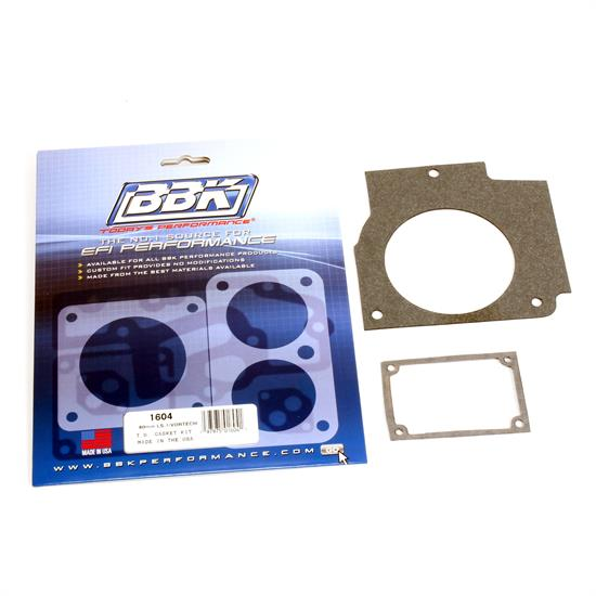 BBK 1604 Throttle Body Gasket Kit- 80mm LS-1 Vortec (All)