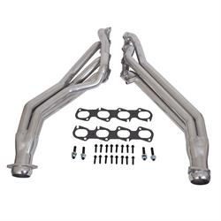 BBK 16490 Long Tube Headers, Ceramic, 2007-2010 Mustang GT500