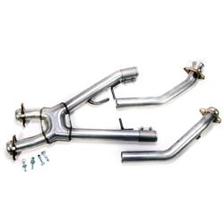 BBK 1664 1994-1995 Mustang 5.0L 2.5 Full Off-Road X-Pipe