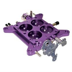 Proform 67155 650-800 CFM Billet Carburetor Base Plate