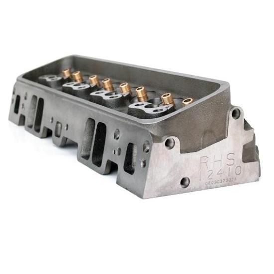 RHS Pro Torker Vortec 170cc Iron Cylinder Heads, Bare