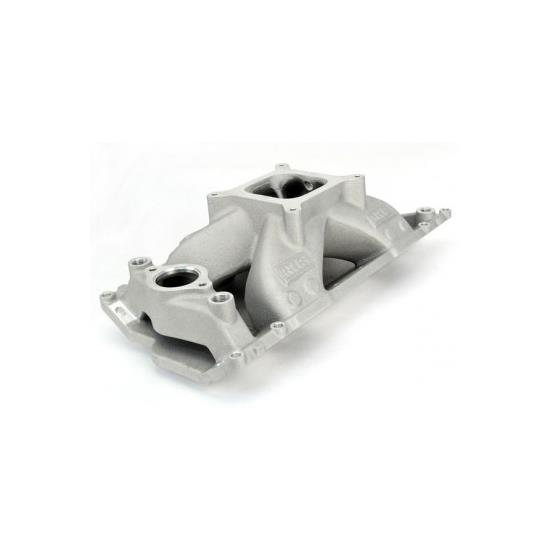 RHS 12902 Small Block Chevy EZ-EFI/Carb Single Plane Intake Manifold