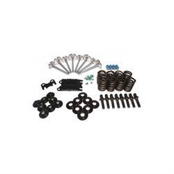 RHS 12972-02 SBC Cylinder Head Valve Kit, 2.080/1.600, Flat Tappet