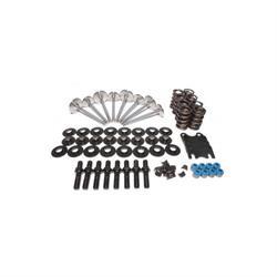 RHS 12987-02 SBC Cylinder Head Valve Kit, 2.080/1.600, Hydr. Roller