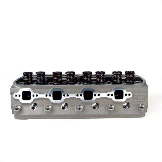 RHS 35012-02 Small Block Ford Cylinder Head Assembly,200cc/Hyd. Roller