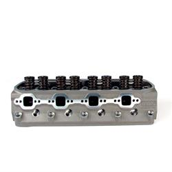 RHS 35013-02 Small Block Ford Cylinder Head Assembly,215cc/Hyd. Roller