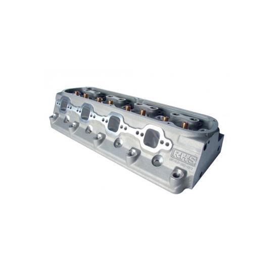 RHS 35020 Pro Elite SBF 20 Deg  CNC-Ported Bare Aluminum Cylinder Head