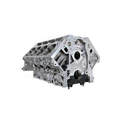 RHS 54906U LS Aluminum Race Block, 9.240 Standard Deck - 3.895 Bore