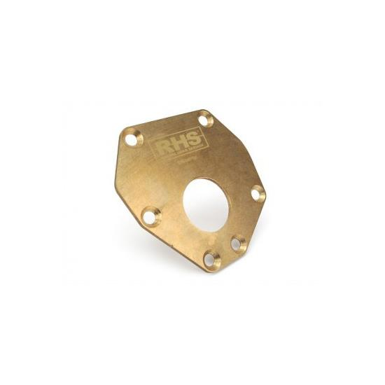 RHS 549102 Ampco 45 Bronze Cam Thrust Plate for RHS LS Block, 6-Bolts