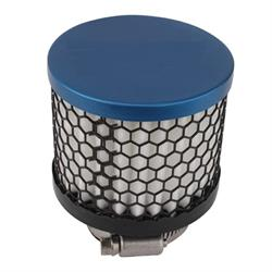 R2C Blue Enging Breather Filter, 1-3/8 Inch
