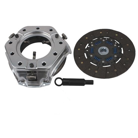 64-79 Ford Street Series Clutch Kit, 10 Inch w/ 1-1/16 In-10 Spline