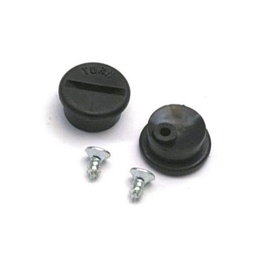 Speedway Plastic Cam Tear-off Posts, Pair