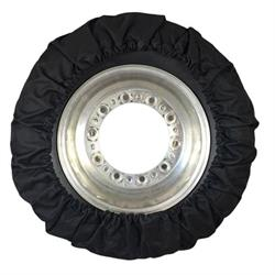 Real Skin Tire Cover, 4 Piece
