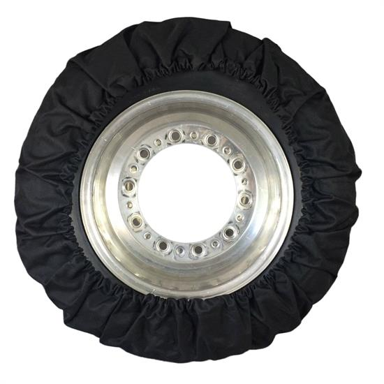 Real Skin Late Model Tire Cover, 4 Piece