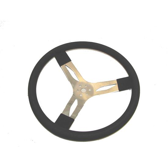 "15"" Aluminum Dish Steering Wheel (G-Sale)"