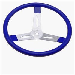 15 Inch Aluminum Steering Wheel