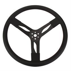 Steel Steering Wheels, 15 Inch, 2.75 Inch Dish