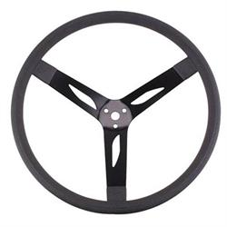 Steel Steering Wheels, 17 Inch, 3 Inch Dish