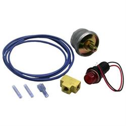 Adjustable Oil Pressure Warning Light Kits