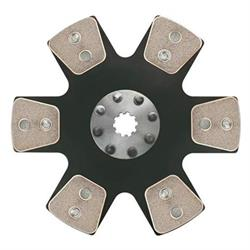 Ram Clutches 1029 10.5 Inch Metallic Clutch Disc 1-5/32 Inch 26-Spline