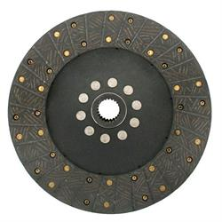 Ram Clutches 259 10.5 Inch Organic Clutch Disc, 1-5/32 Inch 26-Spline