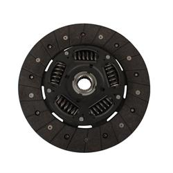 Ram 4152 Ecnmy 10.5 In Organic Clutch Disc, Sprung 1-5/32 In 26-Spline