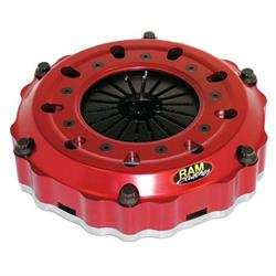 Ram Clutches 8355 7.25 Inch Stock Car 3-Disc Clutch, Small Block Ford